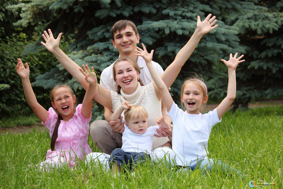 Картинка здоровые счастливые дети